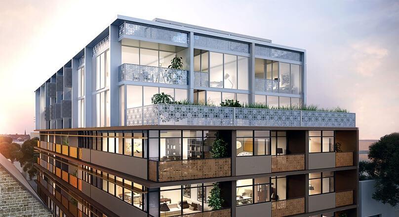 Boheme Apartments at CityVillage